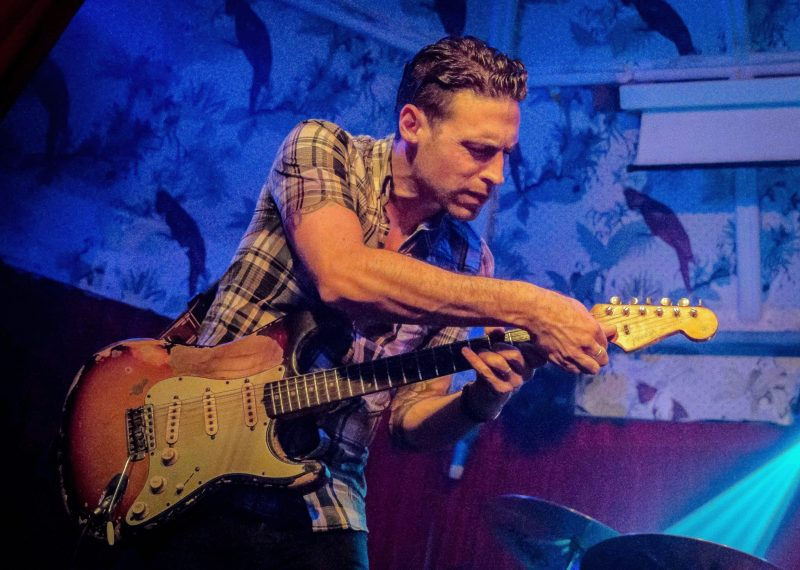 Dan Patlansky On Tour and Releases Live 2018 EP