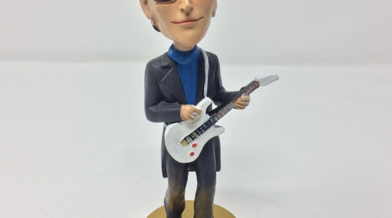 STEVE VAI Limited Edition Bobblehead
