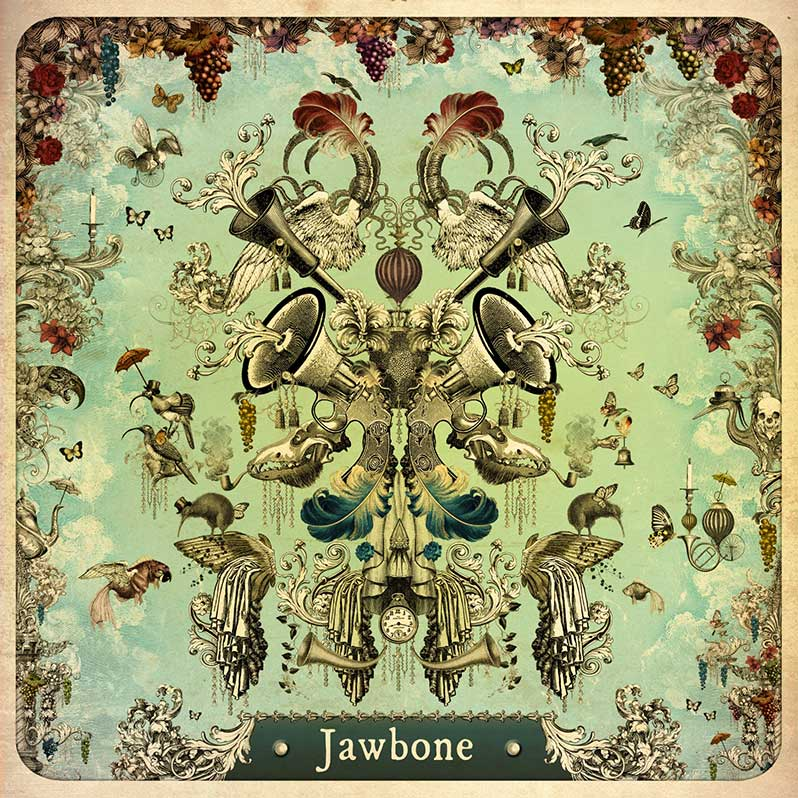 Jawbone Masterful Debut Album Defines Jawbone