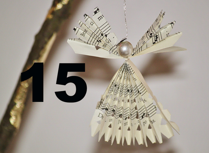 Advent day 15 - Videos for a wet and cold Saturday