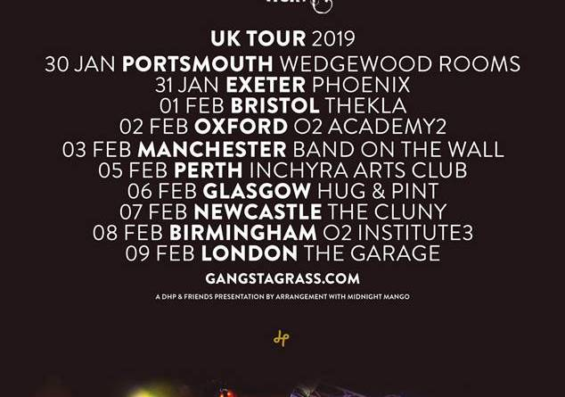 KATY HURT JOINS GANGSTAGRASS ON UK TOUR!
