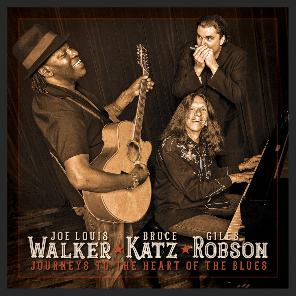 Bluesmen taking us on Journeys To the Heart of The Blues