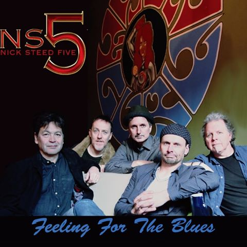 Nick Steed Five go adventuring on Feeling for the Blues