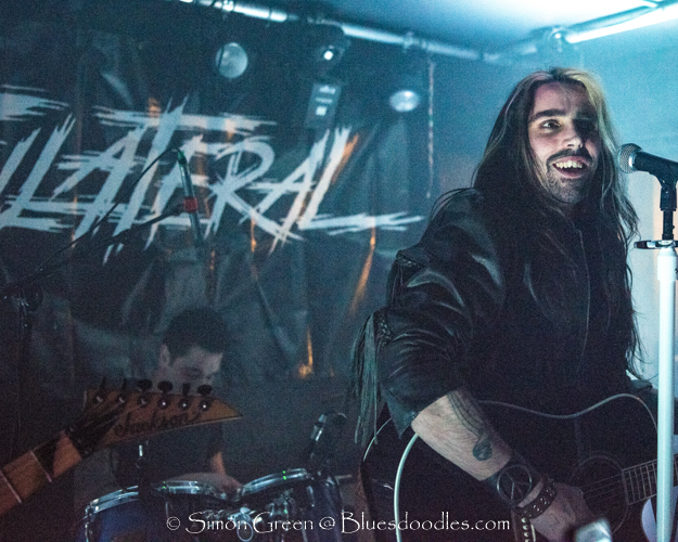 Collateral Rock Rips up Black Heart Camden