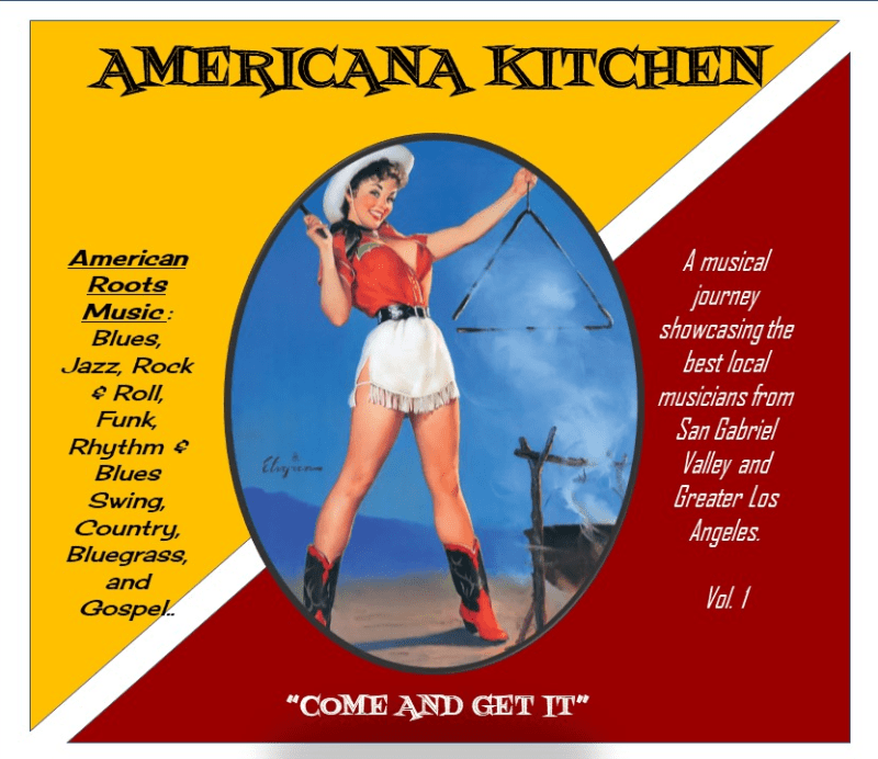 Home on the range with Americana Kitchen…