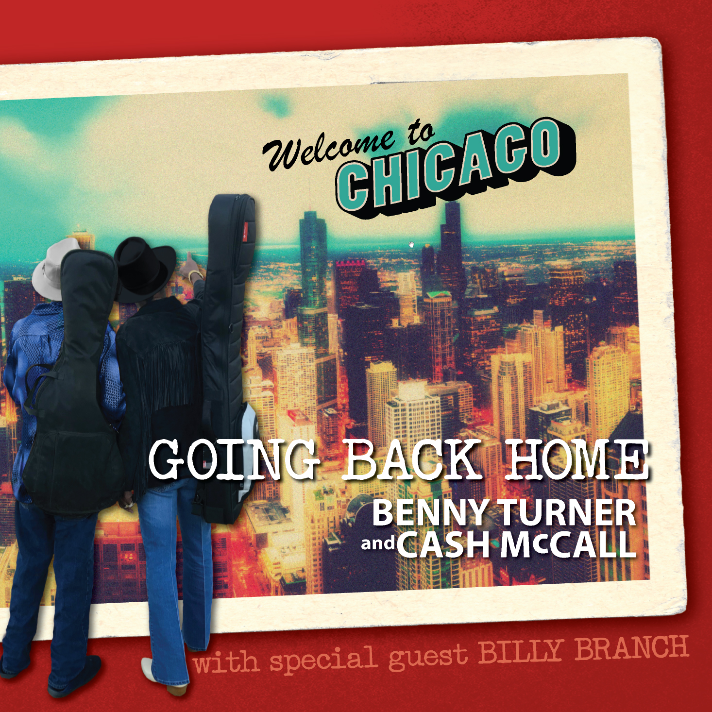 Benny Turner and Cash McCall Going Back Home