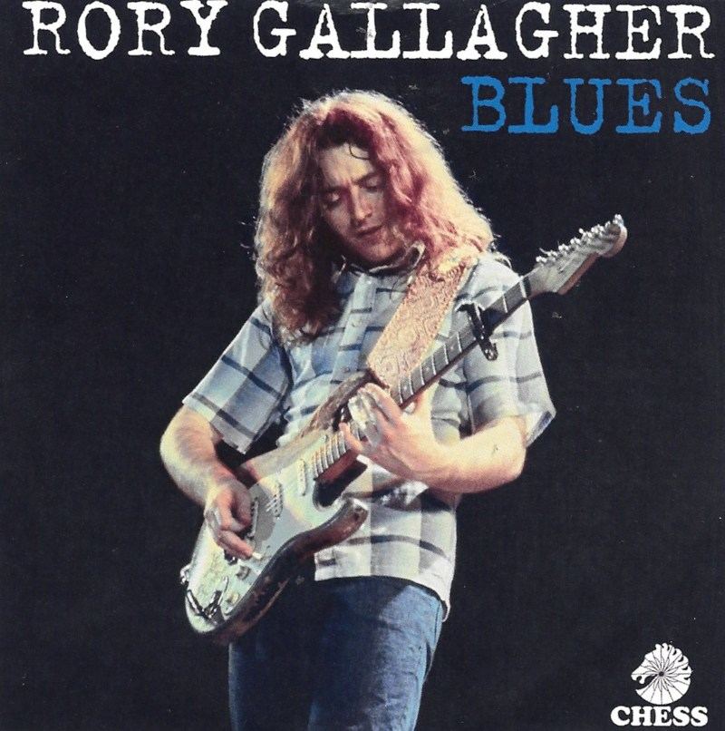 Rory Gallagher proves again he is master of the Blues