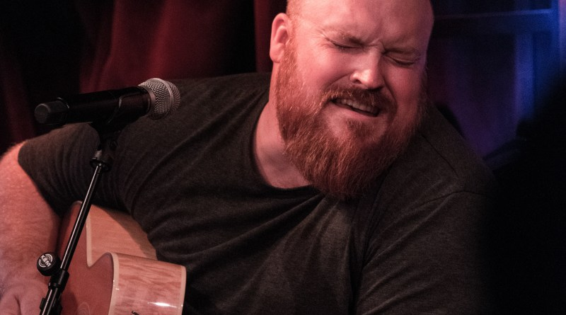 Austin Jenckes Playing Country at Pizza Express Holborn