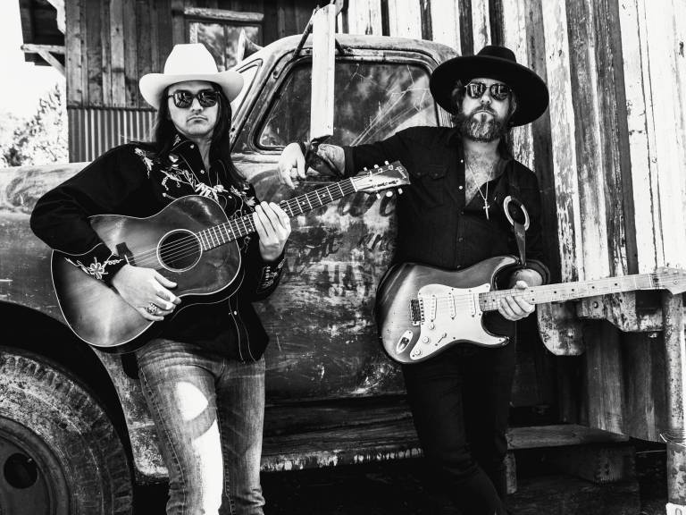 The Allman Betts Band Takes You Down To the River
