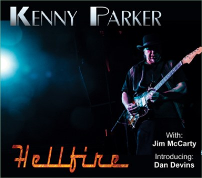 Kenny Parker brings you Hellfire Blues Guitar