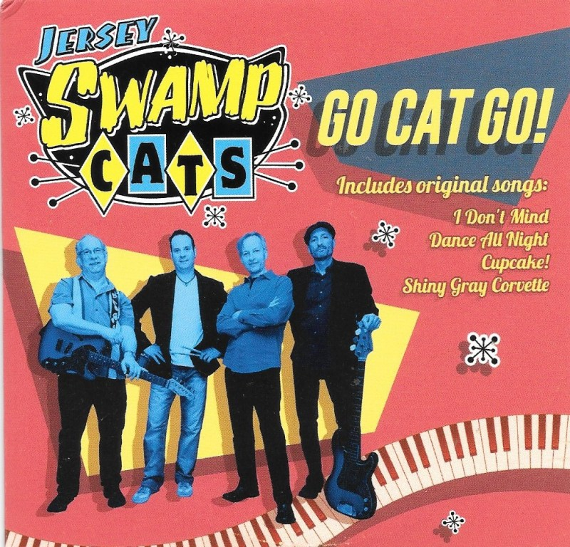 Jersey Swamp Cats are well fed on Go Cat Go!