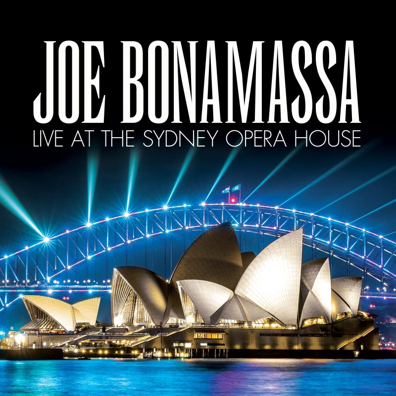 Joe Bonamassa is hopping Down Under
