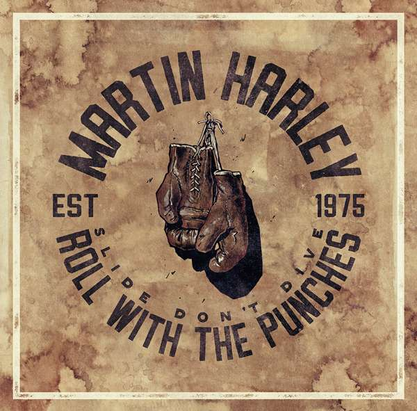 Martin Harley Band Roll With The Punches