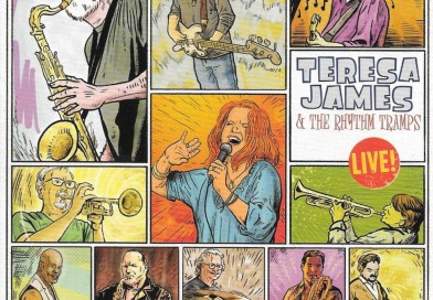 Teresa James & The Rhythm Tramps Recorded Live