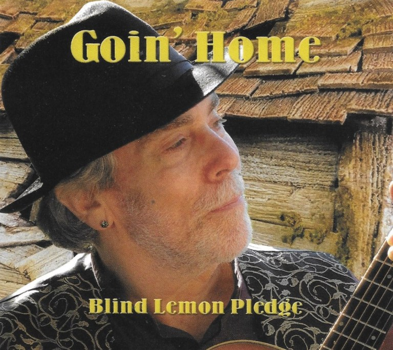 Blind Lemon Pledge is Goin' Home on Latest Recording