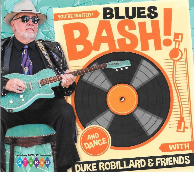 Duke Robillard shares his Blues Bash Stupendous