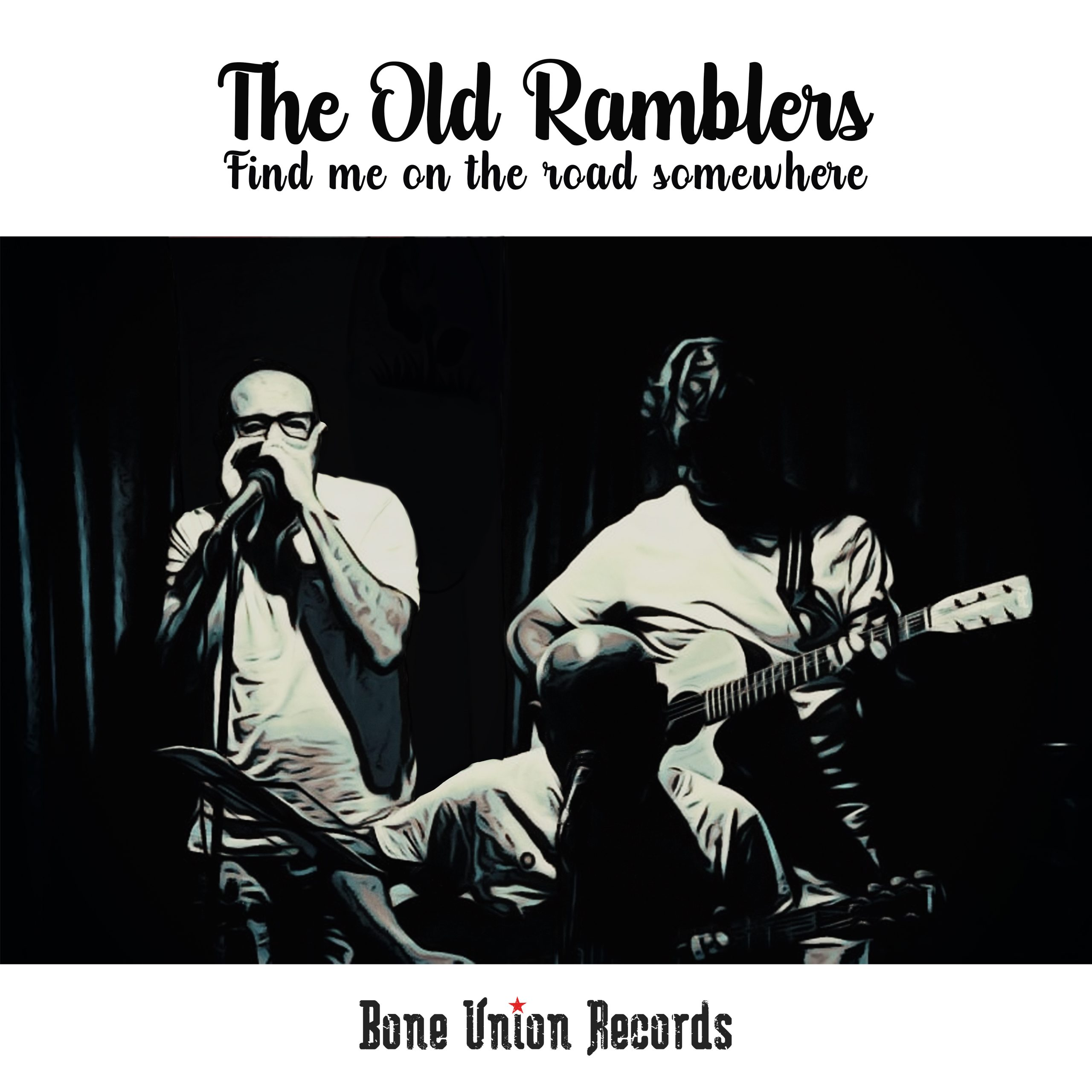 Old Ramblers say Find Me On The Road Sometime