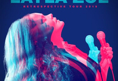 Layla Zoe sharing her Retrospective Tour 2019