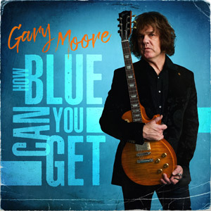 Gary Moore commemorated on How Blue Can You Get
