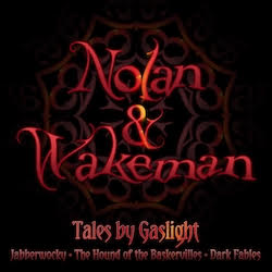 Oliver Wakeman and Clive Nolan tell Tales By Gaslight