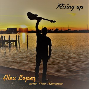 Alex Lopez rides The Xpress on Rising Up