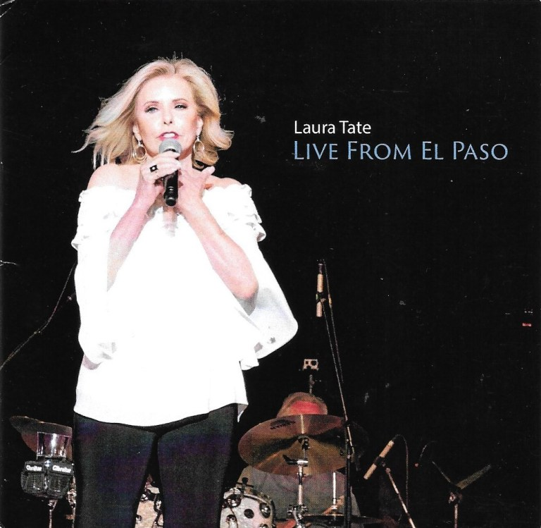 Laura Tate sings blues Live From El Paso