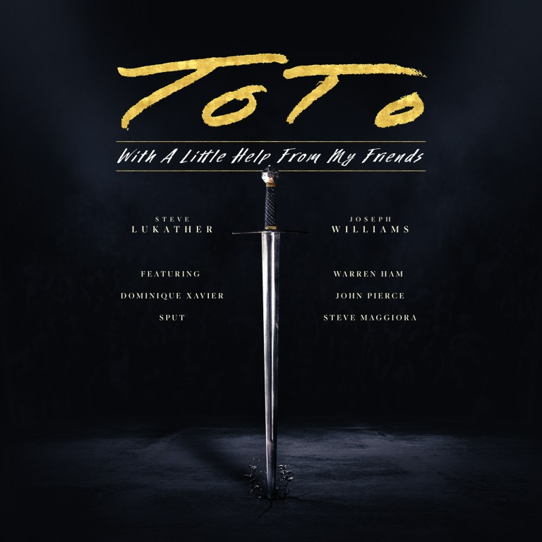 Toto Pandemic Concert released with help from Friends!