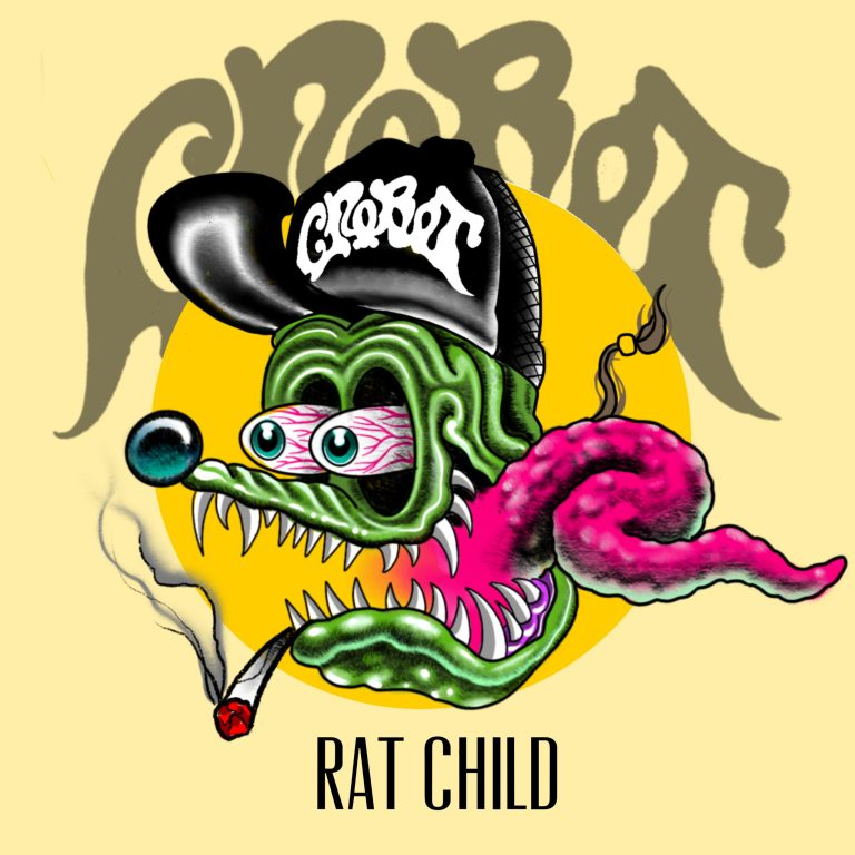 Crobot procreate and Rat Child is issued