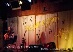Lucy Zirins - Jaks Bar - Skegness 2013 - DSC_0575l