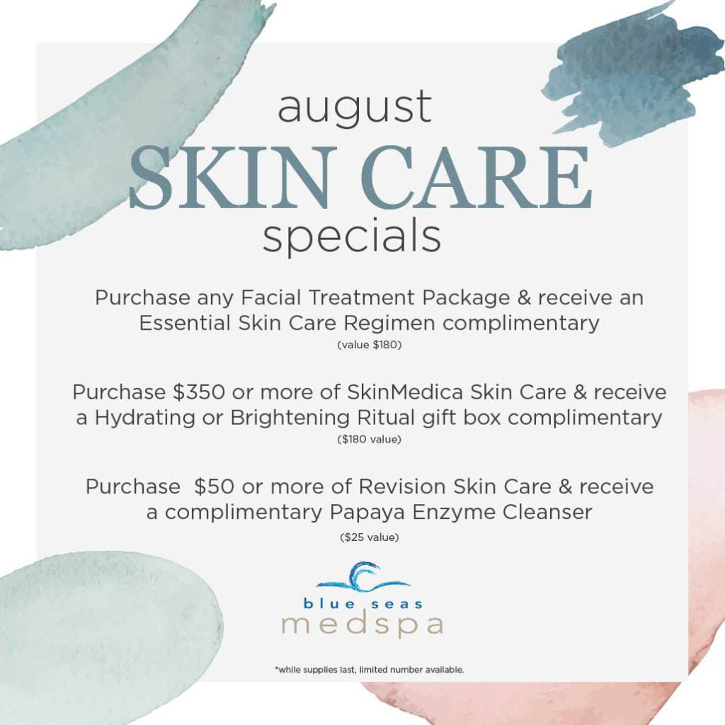 August Skin Care