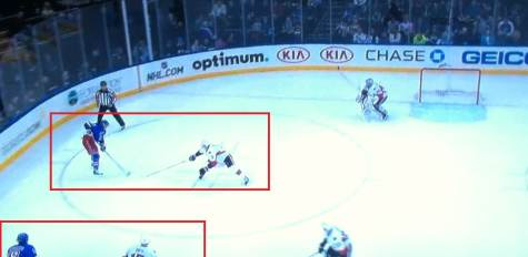 Perfect coverage by Methot, good coverage by Smith. Great shot.