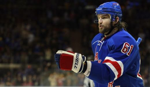Rick Nash is Canadian for frustrating.