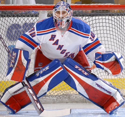 The On Ice Style Evolution Of Henrik Lundqvist Blue Seat Blogs