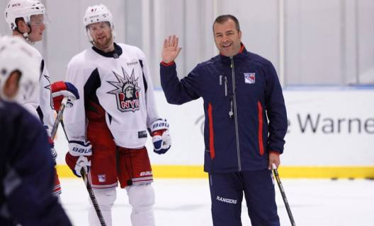 Raise your hand if you need a defenseman!