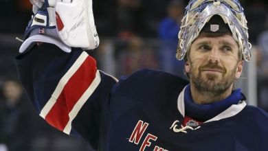 Photo of The King, Rick Nash playing well and getting defensive: Musing the Rangers