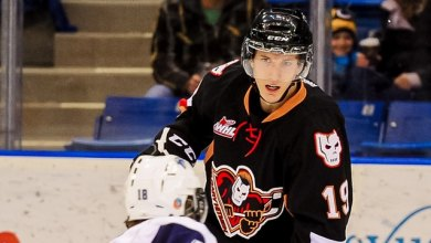 Photo of Rangers sign Adam Tambellini to entry-level deal