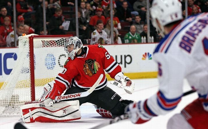 rangers blackhawks 2015