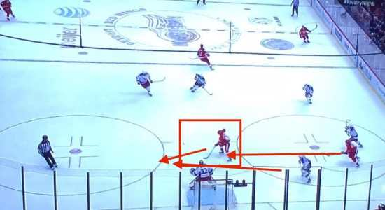 All the coverage fails come from the McDonagh turnover.