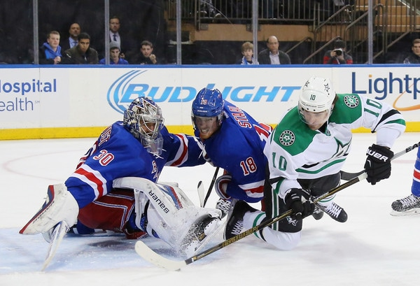 rangers dallas stars