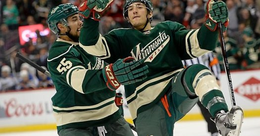 matt dumba jared spurgeon