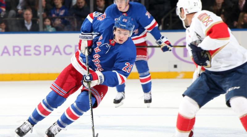 jimmy vesey rangers panthers