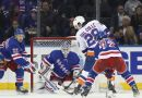 Rangers fall in regulation to Isles as #TheVision continues