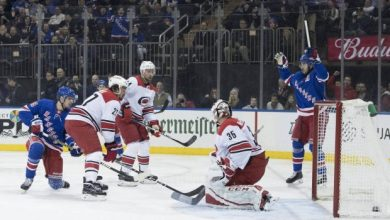 Photo of NY Rangers Game 14 Open Thread: Those jerks from Raleigh