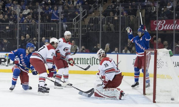 Rangers light up Canes for second win of 2019