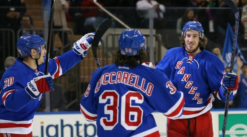 Brooks: Rangers now engaging in contract talks with Zuccarello, Hayes