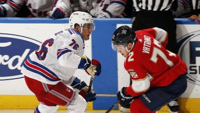 Photo of Florida Panthers/Rangers Game Thoughts