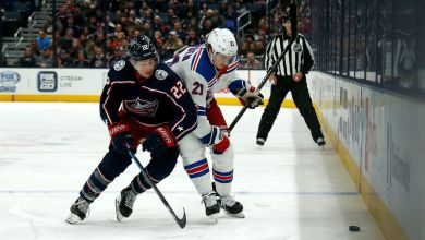 Photo of Columbus Blue Jackets (1) / Rangers (3) Game Thoughts