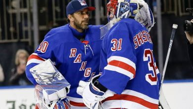 Photo of On a Lundqvist buyout, trading Trouba/Strome/Fast
