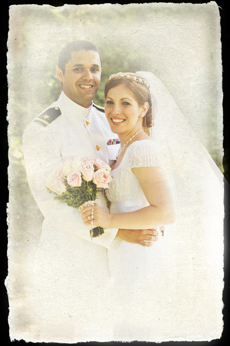 Bride and Groom at Brookside Equestrian Center Wedding