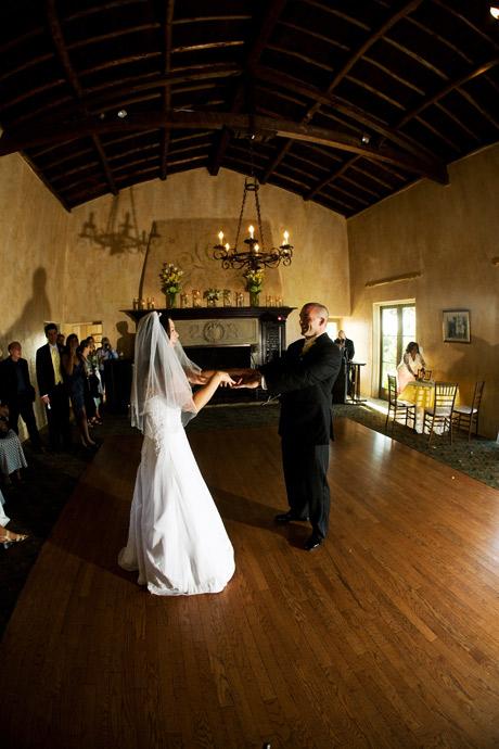 La Venta Inn Wedding Reception